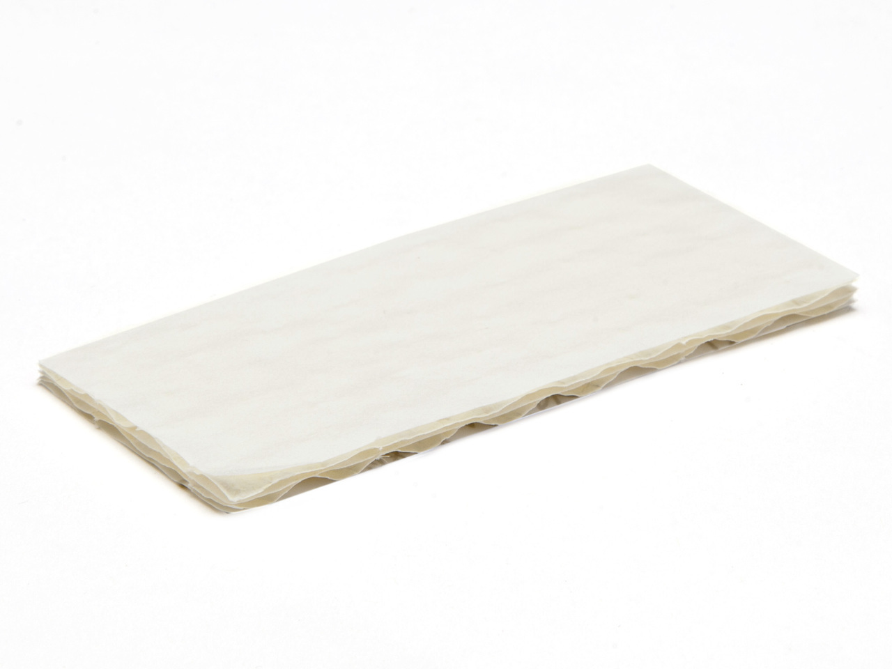 White 2 Choc sized Cushion Pad - Confectionery Packaging Insert Pad Ideal for all occasions