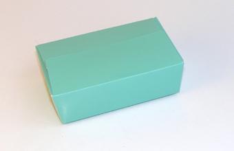 Aqua 6 Choc sized Ballotin - Gift Carton Ideal for Spring-Summer occasions
